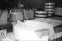 1960 – 1969: Innovative solutions for new sectors: Plastics processing, foodstuffs and the chemicals industry